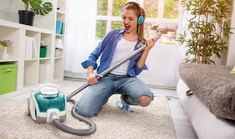 Vacuum Cleaning Tricks